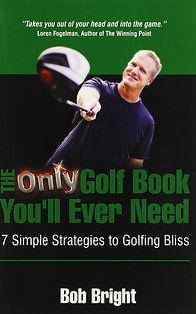 28.+The+Only+Golf+Book+You'll+Ever+Need.