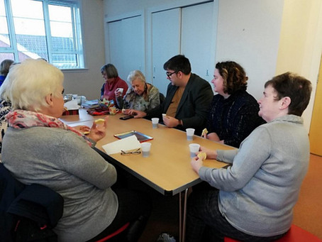 Make Do and Mend first meeting of 2019