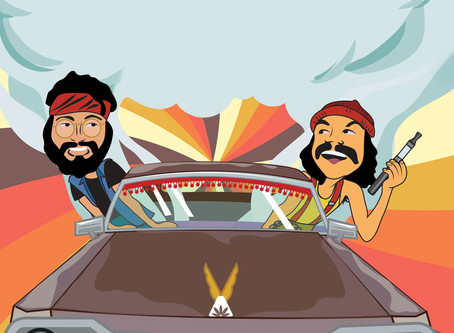 Tommy Chong and Cheech Marin Make Multi-state Dispensary Deal with Five Point Holdings!