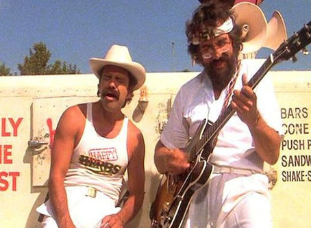 Despite gettin up there in years, stoner comedians Cheech & Chong still making major marijuana moves