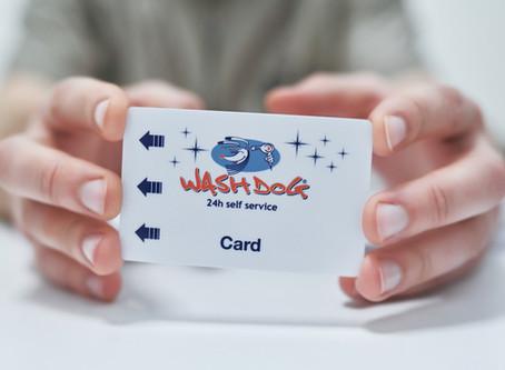 Wash Dog Card. Come funziona?