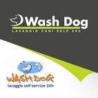 wash dog dalmine lavaggio cani self aperto 24H