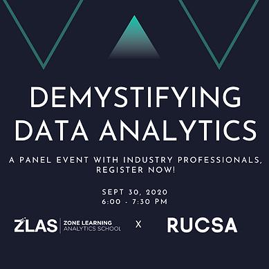 ZLAS-Demystifying Data Analytics Posts (