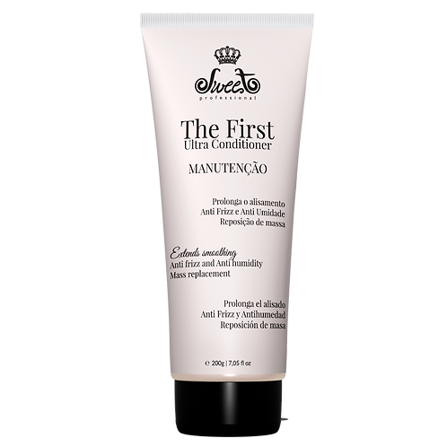 THE FIRST ULTRA CONDITIONER AFTER SMOOTHIN MASK - 7.05 oz TUBE