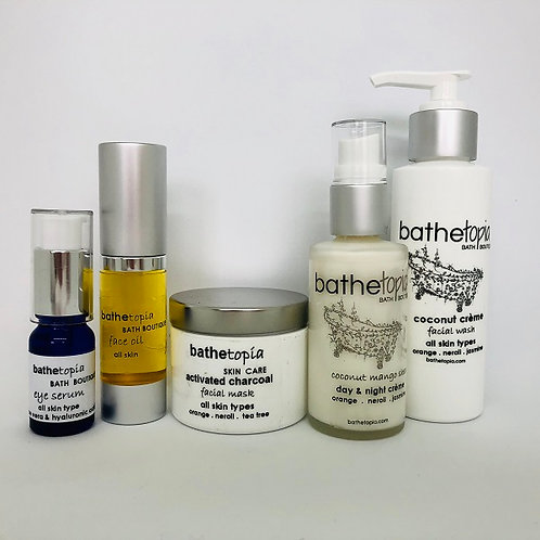 bathetopia skin care bundle - essentials!