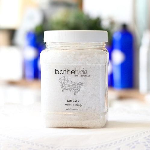 moisturizing bath salts 32 oz
