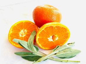 this weeks waft! 01 mandarin green & sage