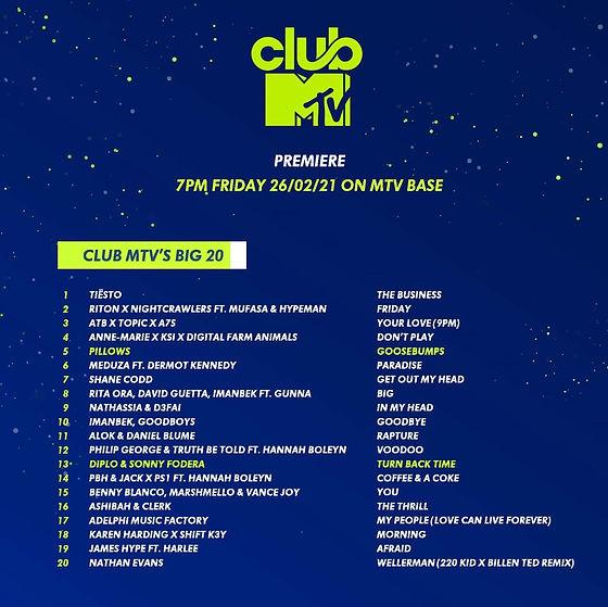 In My Head #9 Club MTVs Big 20.jpg
