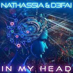 Nathassia & D3FAI - In My Head Artwork -