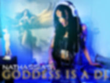 NATHASSIA'S Goddess Is A DJ (Official Ti
