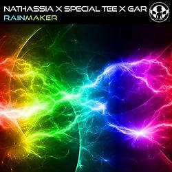 NATHASSIA X Special Tee X GAR - Rainmake