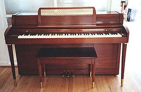 Spinet piano  Piano Movers Toronto