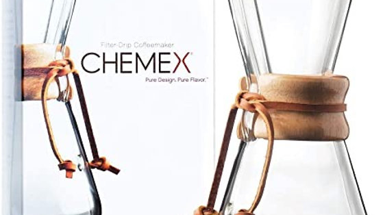 Chemex Wood Neck (1-3 Cup)