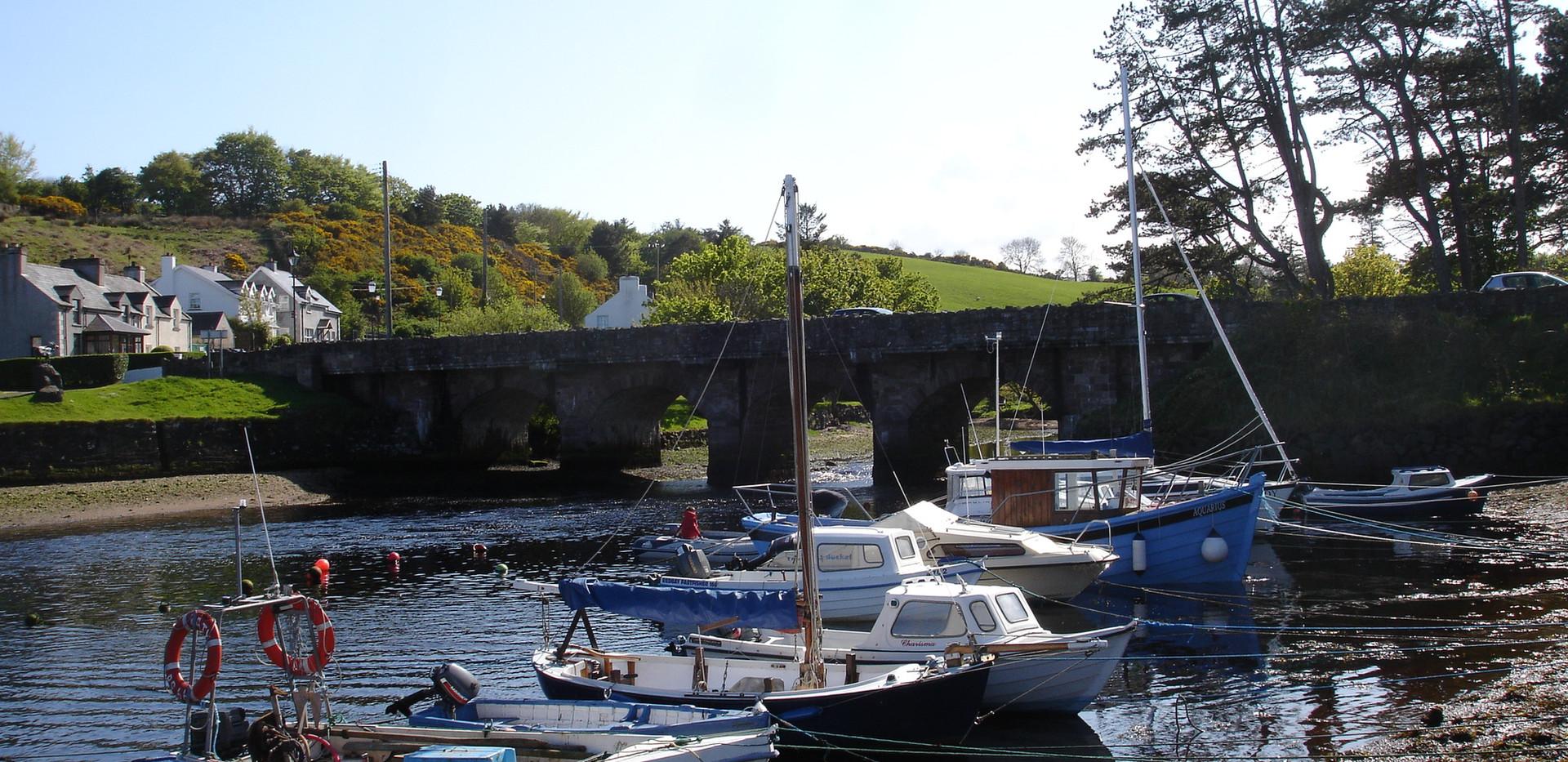 cushendun boats.JPG