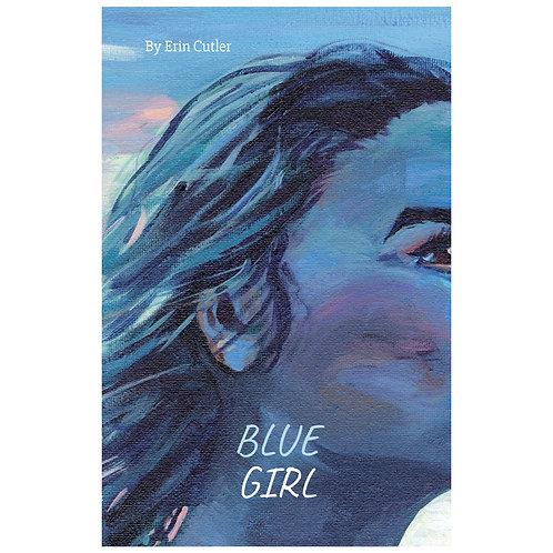 Blue Girl Digital Download