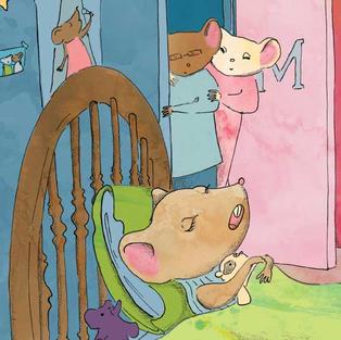 Miranda the Very Loud Mouse | Written by Lacey L. Bakker | Published by Pandamonium Publishing House