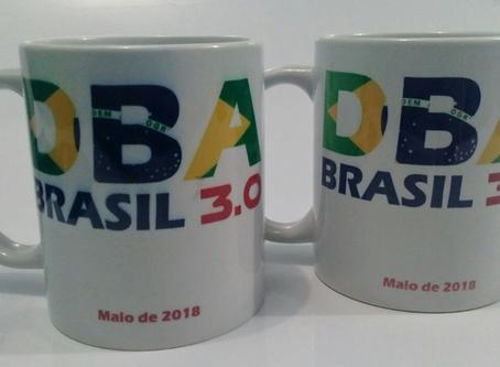 Canecas oficiais DBA BRASIL 3.0
