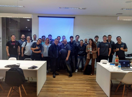 """Palestra Hands-On """"Obtendo Máxima Performance com Oracle Database In-Memory"""" na FIAP"""