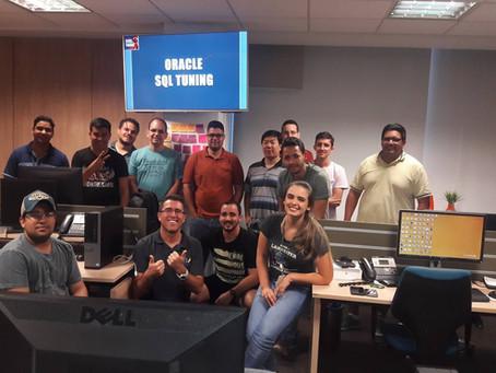 Treinamento de SQL Tuning na Amaggi em Cuiabá - MT