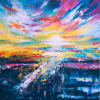 Kaleidoscope Skies #2