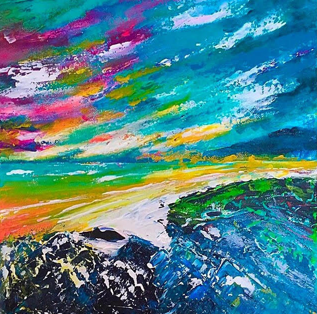Kaleidoscope Skies #3
