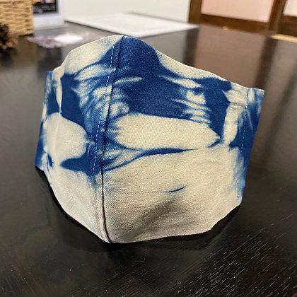 藍染マスク(風雲)