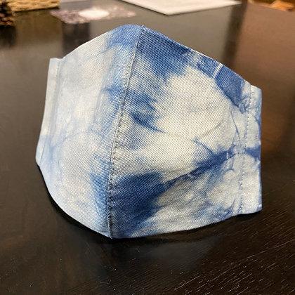 藍染マスク(叢雲)