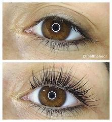 Eyelash Lift & Tint