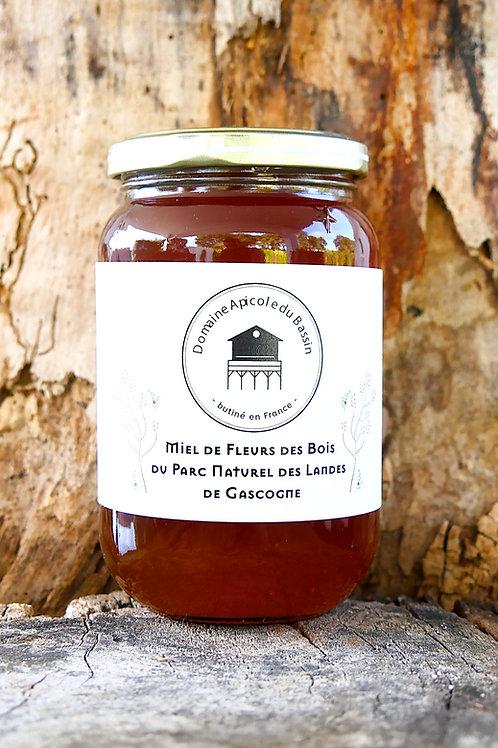 Miel de Fleurs des Bois - Landes