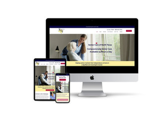 Website Design for Senior Care