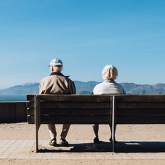 Grieving Jealousy of Older Couples