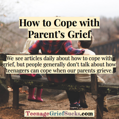 How to Cope with a Parent's Grief