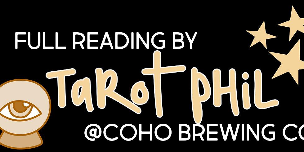 Tarot Phil @CoHo Brewing Co.