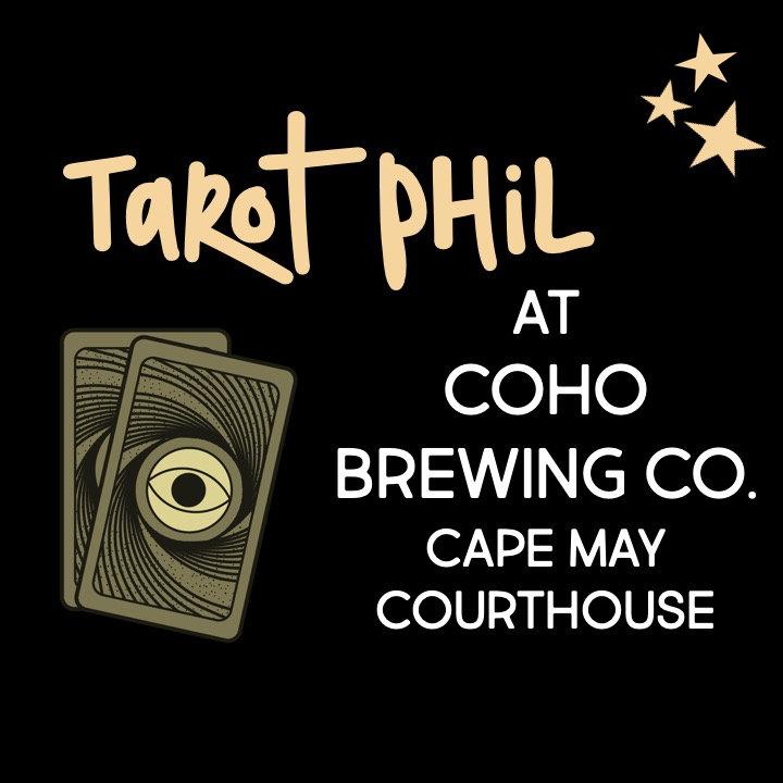 Tarot Reading 3/4- COHO Brewing Company