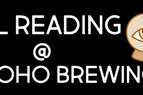 Full Reading at COHO Brewing Co.