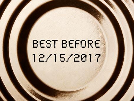 It's Expired!