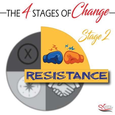 Stages of Change – Resistance