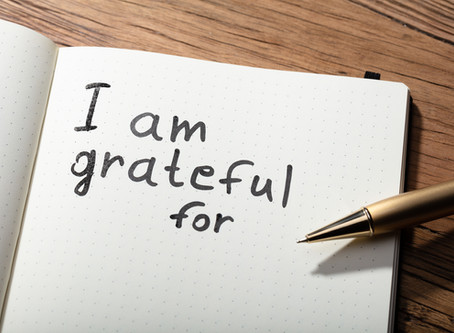 The Beauty of Now (Gratitude Recognition)