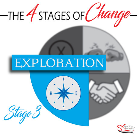 Stages of Change – Exploration