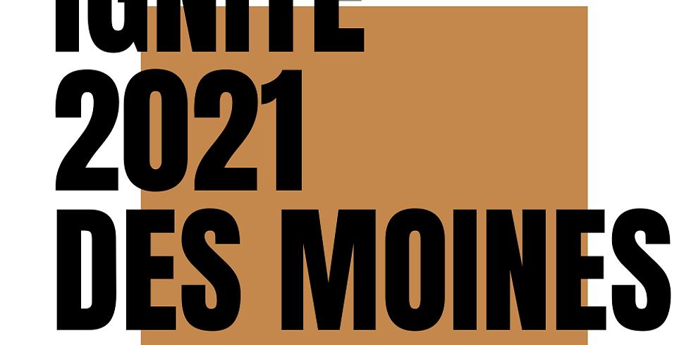 Ignite Des Moines 2021