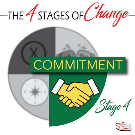 Stages of Change – Commitment