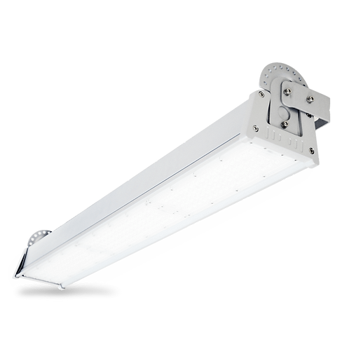 120W Low Mount 40°x130° Meridian Linear LED Highbay