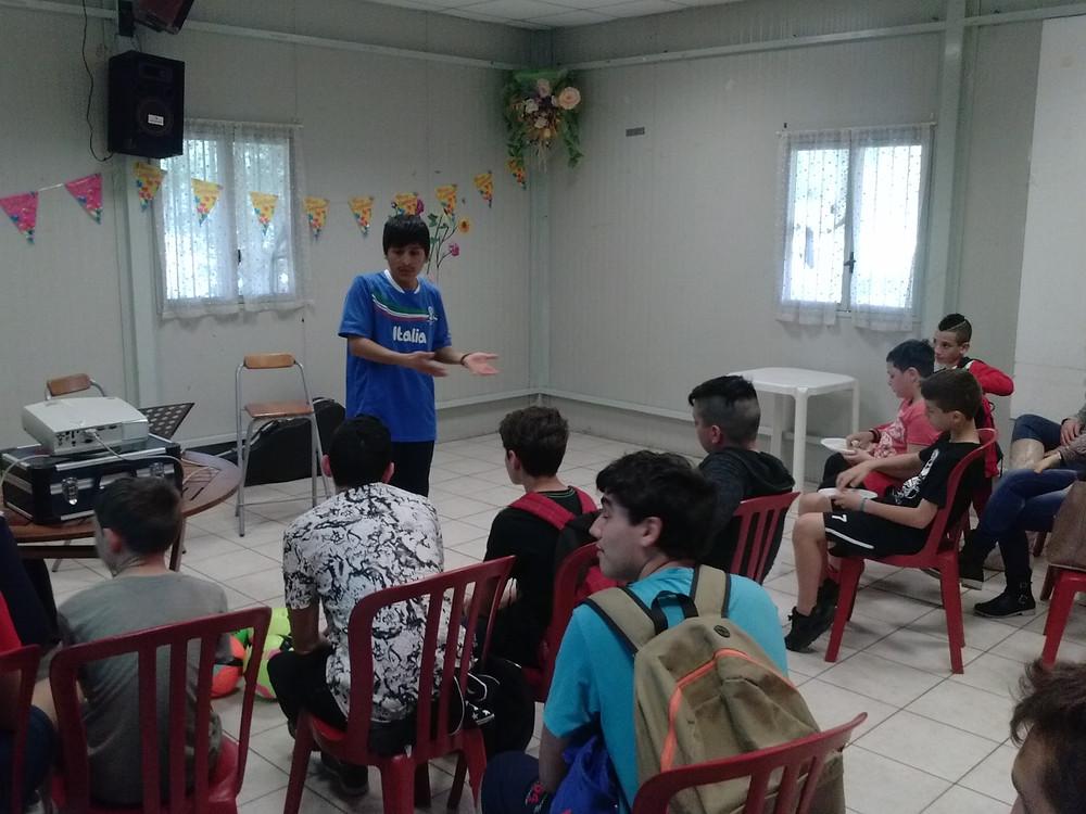 Luis condivide - Luis sharing