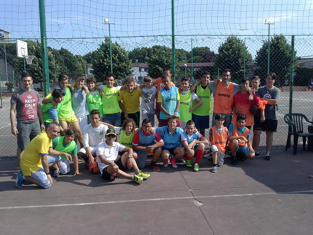 I ragazzi dello Street Soccer - Kids from the Street Soccer