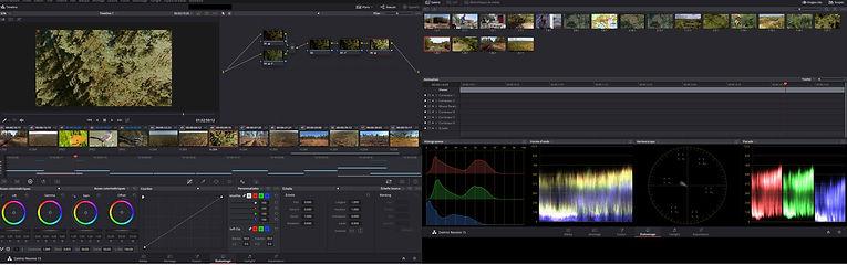 postproduction etalonnage video bordeaux
