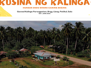 KNK Patikul, Sulu: It takes a village to feed a child and maintain peace.