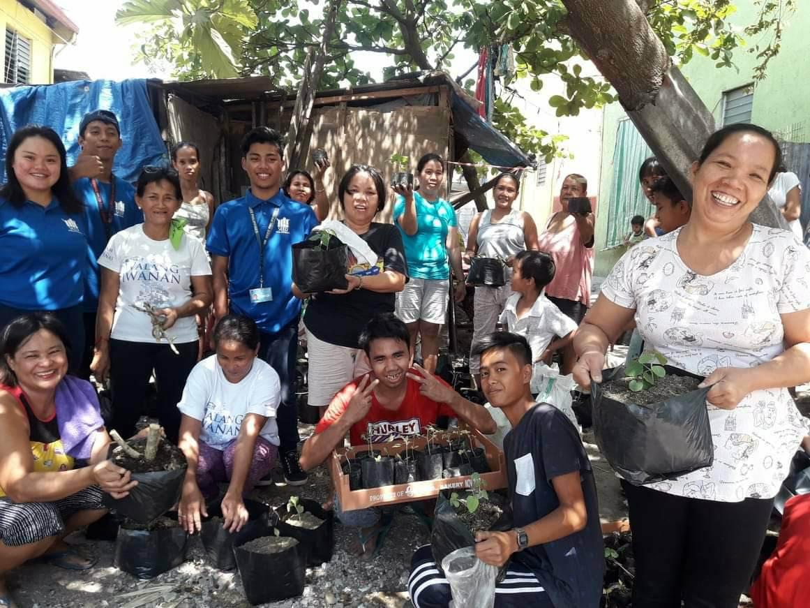 GK Urban Garden Project 2019 - Las Pinas