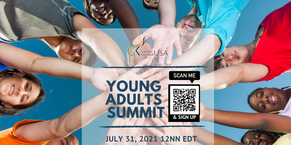 GK USA Young Adult Summit 2021