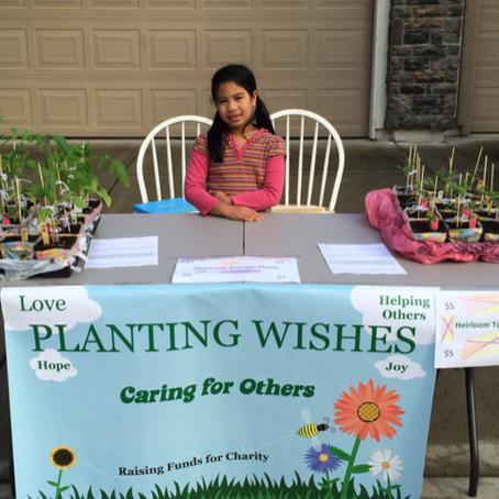 Emma's Garden Grows Hope
