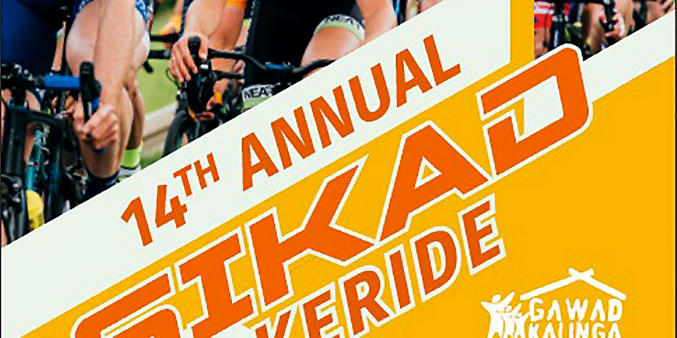 The 14th Annual SIKAD Bike Ride